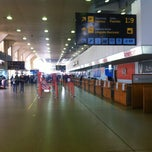 Photo taken at Aeropuerto Internacional Viru Viru by Joao H. on 7/14/2013