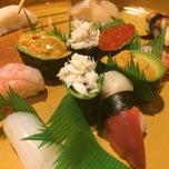 Photo taken at Murasaki Restaurant and Sushi Bar by Steve S. on 11/12/2014