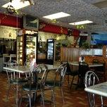 Photo taken at Palace Greek & Italian Family Restaurant by Ryan S. on 5/8/2013