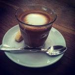 Photo taken at Cafe Zucchini by 🎀Nastya . on 3/7/2013