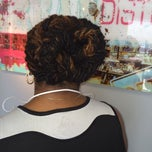 Photo taken at Coils Hair Lounge by Nicole R. on 10/11/2013