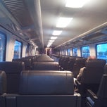 Photo taken at Intercity Direct Breda - Amsterdam Centraal by Cor K. on 5/2/2013