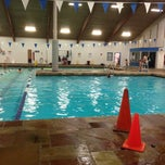 Photo taken at Arcata Community Pool by Barbara B. on 1/25/2013
