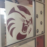 Photo taken at Chico State Wildcat Store by Beth Ann G. on 5/15/2014