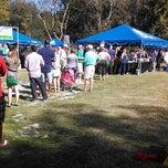 Photo taken at Charleston Mac-off by Suzie Q. on 10/13/2013