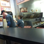 Photo taken at D'Angelo Grilled Sandwiches by Huna T. on 3/24/2013