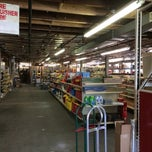 Photo taken at Nicholson Hardware by Brian W. on 4/26/2014