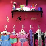 Photo taken at Sharkeys Cuts For Kids. by Karleen H. on 4/13/2014