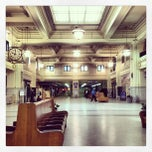 Photo taken at Pacific Central Station by Juventino F. on 3/24/2013