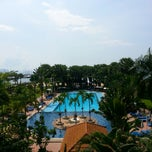 Photo taken at Botany Beach Resort by Juliya Y. on 10/30/2012