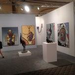 Photo taken at NADA Art Fair by Susan S. on 12/9/2012