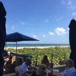 Photo taken at Sea Level Restaraunt and Ocean Bar by Davey R. on 3/1/2015