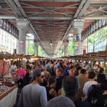 Photo taken at Marché de Grenelle by Antonio F. on 7/7/2013