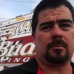 Photo taken at Southern NM Speedway by scott v. on 7/7/2013