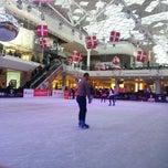 Photo taken at Ice Rink by Kadir K. on 12/6/2013