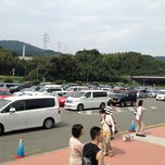 Photo taken at エクセルシオールカフェ 基山パーキングエリア下り店 by satoko h. on 9/22/2012