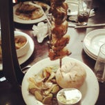 Photo taken at Nando's by Shayan H. on 10/8/2012