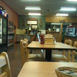 Photo taken at Riverview Market & Cafe by Chris C. on 7/7/2013