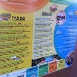 Photo taken at La Famosa by Tony E. on 12/12/2012