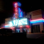 Photo taken at Regal Shiloh Crossing Cinema by Jhonny P. on 11/19/2012