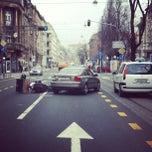 Photo taken at Draškovićeva ulica by Krunoslav G. on 3/13/2013
