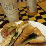 Photo taken at Caribou Coffee by John O. on 11/18/2014