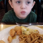 Photo taken at China City Buffet-Fountain Place Mall by Shane R. on 7/22/2013