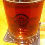 Photo taken at Cranker's Restaurant & Brewery by Christopher B. on 12/13/2013