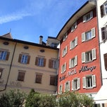 Photo taken at Hotel Figl - Bozen by Roman M. on 4/13/2013
