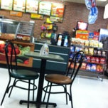 Photo taken at Subway by Marco O. on 2/14/2013