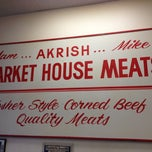 Photo taken at Market House Corned Beef by Brendan H. on 10/26/2012
