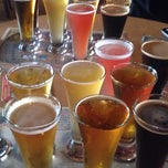 Photo taken at Smoky Mountain Brewery by Mark D. on 7/12/2013