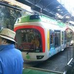 Photo taken at 上野動物園モノレール 東園駅 by 池本 昌. on 1/27/2013