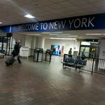 Photo taken at LaGuardia Airport (LGA) by michelle z. on 10/25/2012
