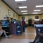 Photo taken at Bristow Barber Shop by Mark D. on 9/8/2013