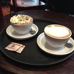 Photo taken at Caffè Nero by Howard T. on 4/6/2013