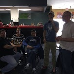 Photo taken at AMF Pikesville Lanes by Tim D. on 3/22/2015