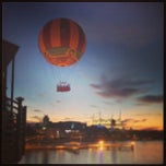 Photo taken at Downtown Disney Pleasure Island by Jay D. on 12/28/2012