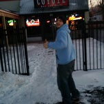 Photo taken at Coyote Bar & Grill by David S. on 1/7/2014