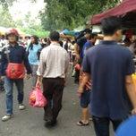 Photo taken at Bazar Ramadhan Tmn Tasek,Ampang by Hafizi M. on 8/5/2013
