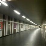 Photo taken at Roodebeek (MIVB / STIB   De Lijn   TEC) by Marc M. on 11/1/2012
