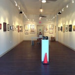 Photo taken at UFORGE Gallery by Steve G. on 6/21/2013