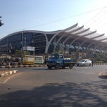 Photo taken at Dabolim Goa International Airport (GOI) by Aleksandr I. on 4/5/2013