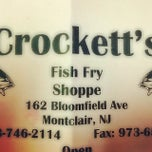 Photo taken at Crockett's Fish Fry by Kitty S. on 4/13/2014