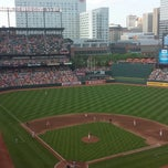 Photo taken at Oriole Park at Camden Yards by Aimee d. on 6/1/2013