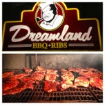 Photo taken at Dreamland BBQ by Christine M. on 11/9/2013