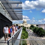 Photo taken at Newseum by Navin G. on 7/7/2013