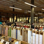 Photo taken at DSW Designer Shoe Warehouse by Tonia on 4/7/2013