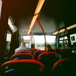 Photo taken at X50 Bus by ian on 8/14/2013