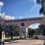 Photo taken at FIU - University Park Campus by Stephen Michael F. on 1/13/2013